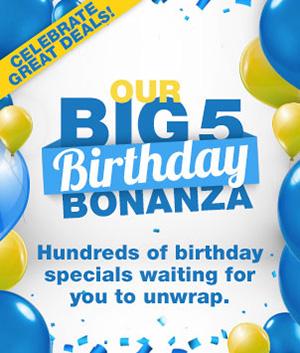 BirthdayBonanza
