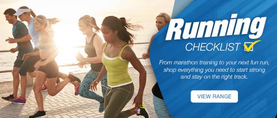 Running Checklist