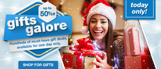 GIFTS GALORE   300 TOP DEALS