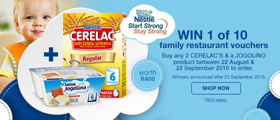 Nestle - baby competition