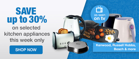 ATL TV DEAL | up to 30% off kitchen appliances