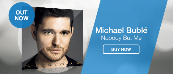 MICHAEL BUBLÉ ALBUM LAUNCH