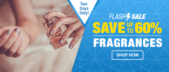 FLASH SALE: FRAGRANCE