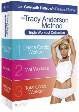 The Tracy Anderson Method Triple Workout Collection Import Dvd Loading Zoom