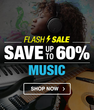 Music Flash Sale