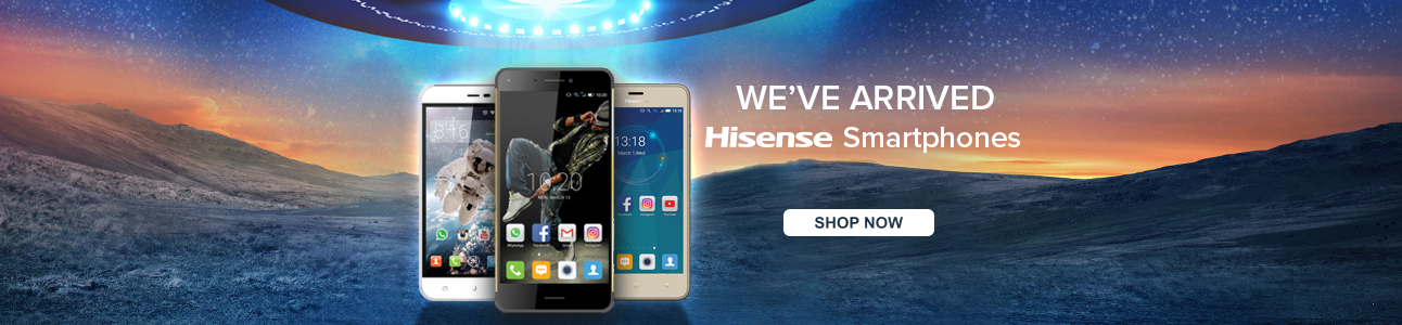 Hisense Store | Buy Online in South Africa | takealot com