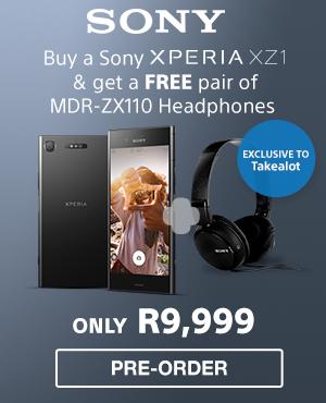 Sony launch of new XZ1