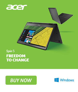 ACER: SPIN 5