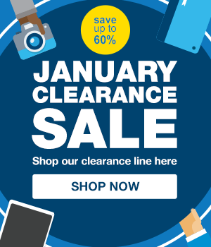 THE BIG JANUARY CLEARANCE SALE LP