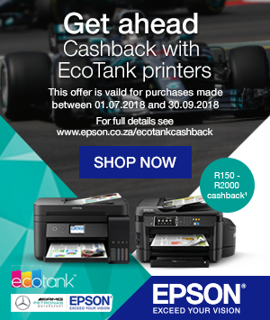 EPSON: CASH BACK