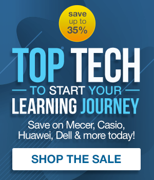 ELECTRONICS RETAIL PRIORITY - STUDENT TECH