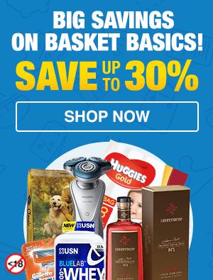 CONSUMEABLES: BASKET BASICS