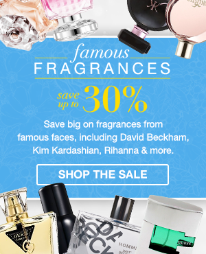 SALE: Fragrances