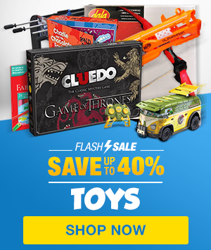 FLASH SALE: Toys Indoor & outdoor for all ages
