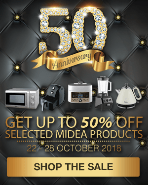 MIDEA 50TH ANNIVERSERY
