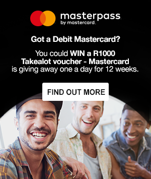MASTERPASS COMPETITION (end 01 OCT)