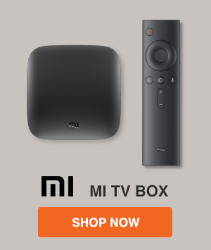 XIAOMI: NEW & EXCLUSIVE TO TAL