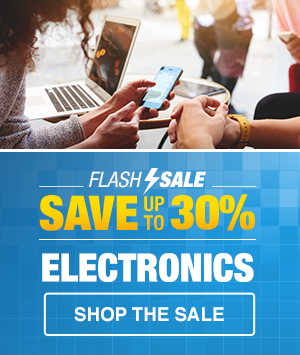 ELECTRONICS FLASH SALE