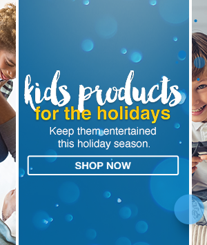 KIDS HOLIDAY PRODUCTS