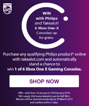 PHILIPS COMPETITION