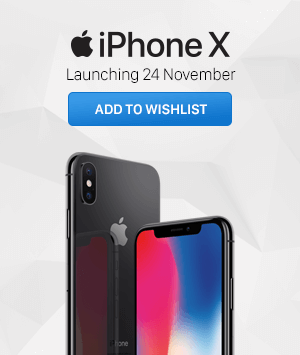 iPHONE X: COMING SOON