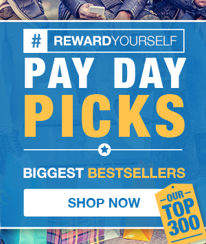 SALE: REWARD YOURSELF TOP 300 PAYDAY PICKS