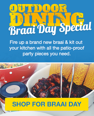 BRAAI DAY: OUTDOOR DINING