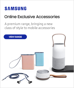 SAMSUNG ONLINE EXCLUSIVE ACCESSORIES
