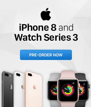 iPHONE 8 + APPLE WATCH 3 P/O