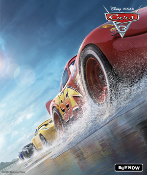 DISNEY CARS RANGE