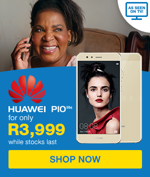 Huawei P10 Lite deal (TV)