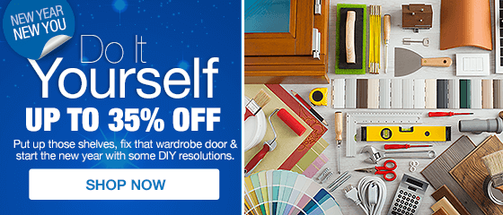 NEW YEAR NEW YOU: DIY
