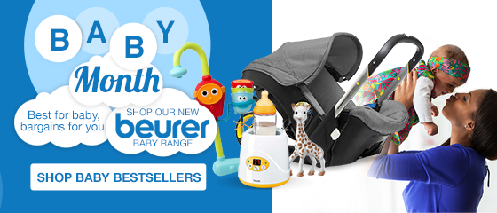 PROMO: Baby (Hardware, nappies, nursery, new mom)