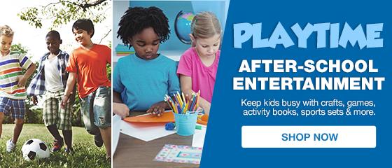 Kids' Sport & After School Entertainment - NPD