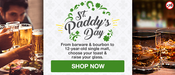 St Patricks Day (Party Like an Irishman)