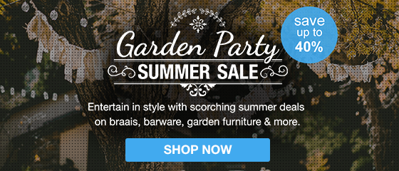 GET OUTDOORS: HOME & GARDEN SALE