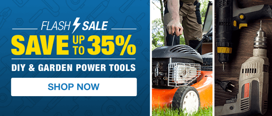 DIY and Garden Power Tools - Sale