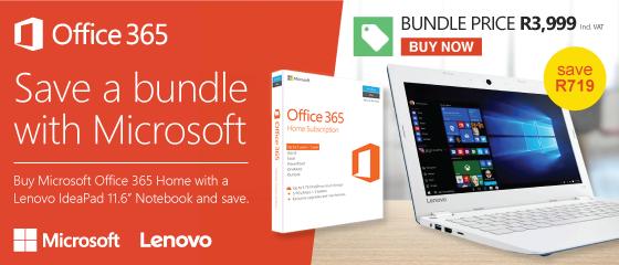 Microsoft & Lenovo