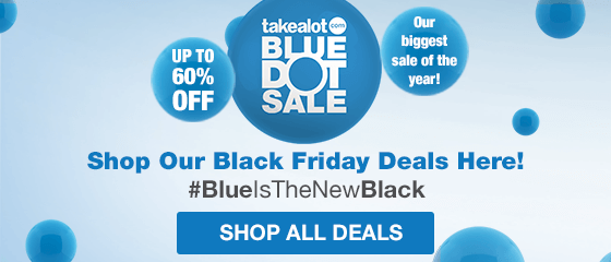BLUE DOT SALE NOW ON - DEALS