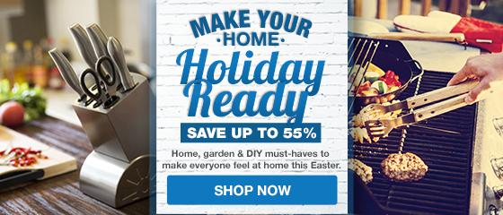 Make your Home holiday ready - Home, Garden, DIY