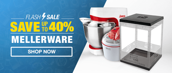 MELLERWARE FLASH SALE