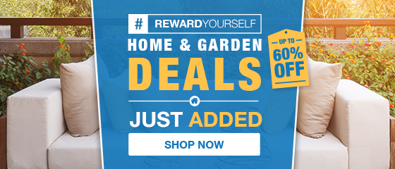 SALE: REWARD YOURSELF HOME