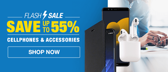Cellular & Accessories Flash Sale