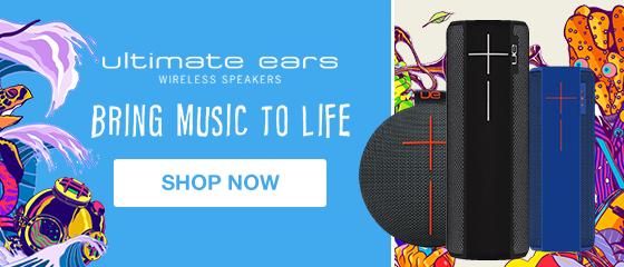 ULTIMATE EARS: WONDERBOOM