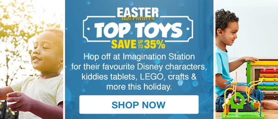 Top Toys Easter Gifting Easter Campaign