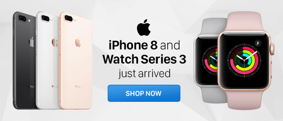 iPHONE 8 + APPLE WATCH 3 BUY NOW
