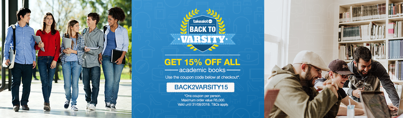 Books and ebooks available online shop at takealot get 15 off all academic books fandeluxe Images