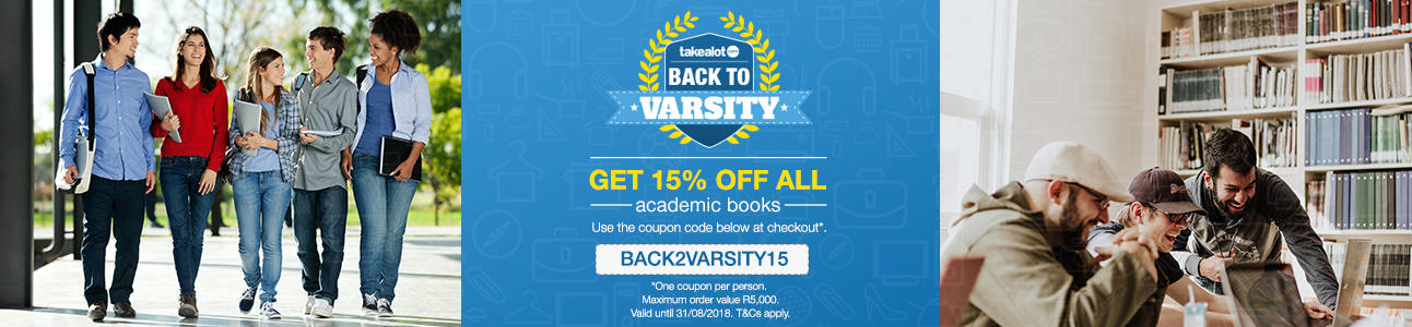 Buy academic books online unisa university textbooks takealot back to varsity academic books fandeluxe Gallery