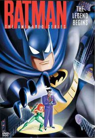 Batman The Animated Series 1 The Legend Begins (DVD)