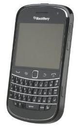 BlackBerry 9900 Soft Shell Black